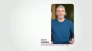 The More You Know TV Spot, 'Coronavirus: Mental Health' Ft. Andy Cohen, Ben Feldman, John Cena, Song by Rachel Platten - Thumbnail 1