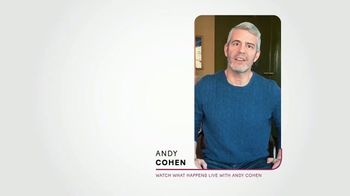 The More You Know TV Spot, 'Coronavirus: Mental Health' Ft. Andy Cohen, Ben Feldman, John Cena, Song by Rachel Platten - Thumbnail 2