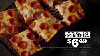 Jet's Pizza Mix N' Match TV Spot, 'Better: $6.49' - Thumbnail 9