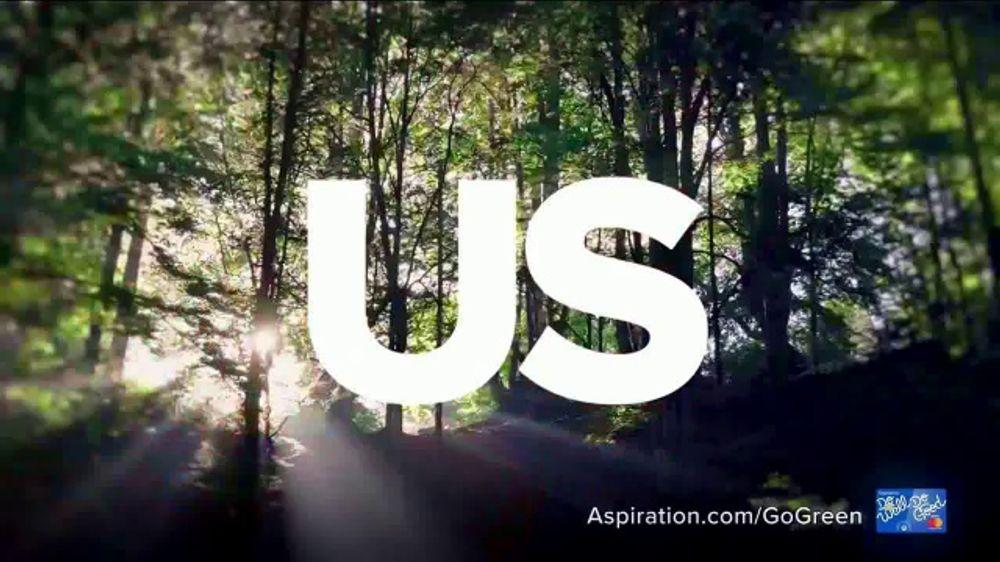 Aspiration TV Commercial, 'Us vs. Them'