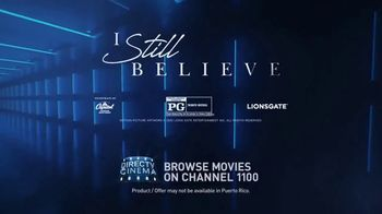 DIRECTV Cinema TV Spot, 'I Still Believe' - Thumbnail 9