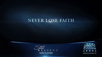 DIRECTV Cinema TV Spot, 'I Still Believe' - Thumbnail 5