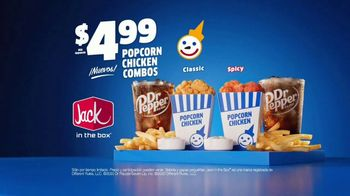 Jack in the Box Popcorn Chicken TV Spot, 'Irresistible' [Spanish] - Thumbnail 7