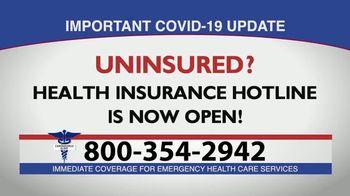 Health Coverage Hotline TV Spot, 'COVID-19 Alert' - Thumbnail 3