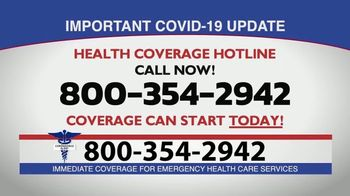 Health Coverage Hotline TV Spot, 'COVID-19 Alert' - Thumbnail 5