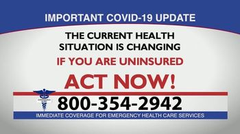 Health Coverage Hotline TV Spot, 'COVID-19 Alert' - Thumbnail 7