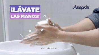 Asepxia TV Spot, 'Ingredientes innovadores' [Spanish] - Thumbnail 1