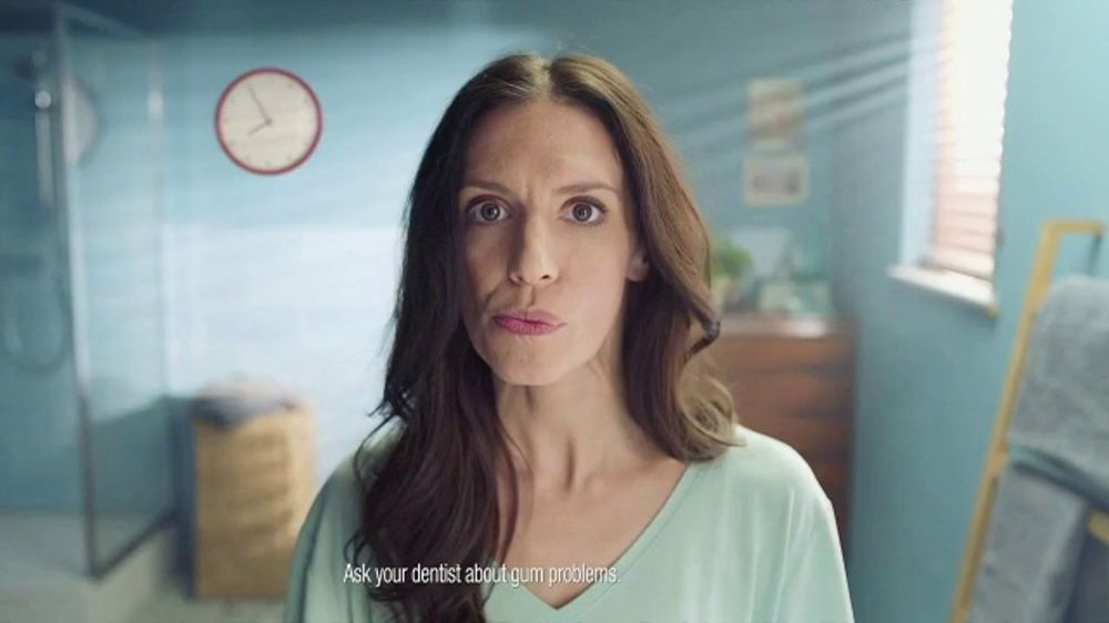 Parodontax Complete Protection TV Commercial, 'Bleeding Gums'