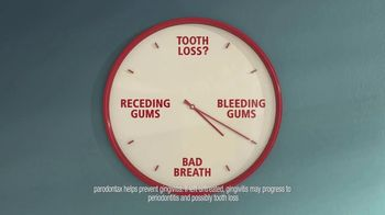 Parodontax Complete Protection TV Spot, 'Bleeding Gums' - Thumbnail 8