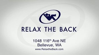 Relax the Back TV Spot, 'Ergonomic Office Chairs and Assesment' - Thumbnail 9