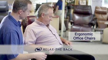 Relax the Back TV Spot, 'Ergonomic Office Chairs and Assesment' - Thumbnail 5
