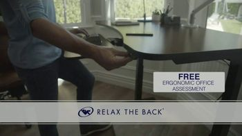 Relax the Back TV Spot, 'Ergonomic Office Chairs and Assesment' - Thumbnail 6