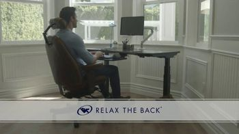 Relax the Back TV Spot, \'Ergonomic Office Chairs and Assesment\'