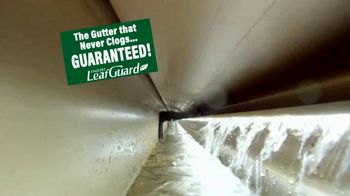 LeafGuard of North Georgia Spring Blowout Sale TV Spot, 'Clogged Open-Top Gutters' - Thumbnail 4