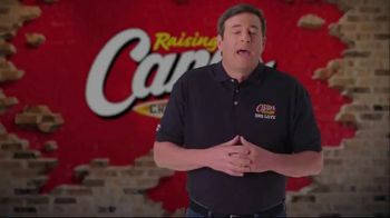 Raising Cane's TV Spot, 'Here to Serve During Stay-at-Home Mandates' - Thumbnail 1