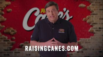 Raising Cane's TV Spot, 'Here to Serve During Stay-at-Home Mandates' - Thumbnail 10