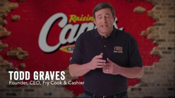 Raising Cane's TV Spot, 'Here to Serve During Stay-at-Home Mandates' - Thumbnail 2