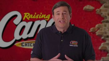 Raising Cane's TV Spot, 'Here to Serve During Stay-at-Home Mandates' - Thumbnail 3