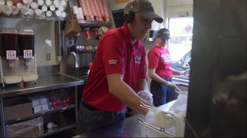 Raising Cane's TV Spot, 'Here to Serve During Stay-at-Home Mandates' - Thumbnail 4