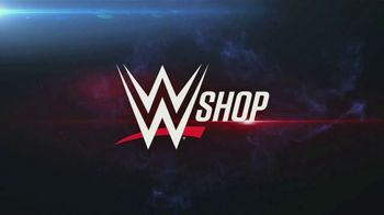 WWE Shop TV Spot, 'Join the Universe: Buy One, Get One Shirts for $1 & Up To 50 Percent Off Titles' Song by Krissie Karlsson - Thumbnail 8