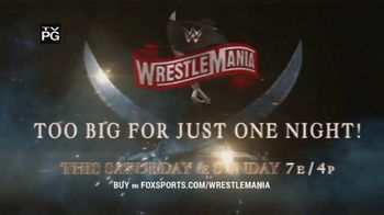 Wrestlemania Championship TV Spot, 'Adventure Awaits' - Thumbnail 10