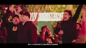 Wrestlemania Championship TV Spot, 'Adventure Awaits' - Thumbnail 3