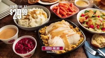 Bob Evans Restaurants 3-Course Family Meal TV Spot, 'Feed a Family of Four' - Thumbnail 2
