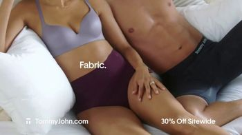 Tommy John Spring Sale TV Spot, '30 Percent Off Sitewide'
