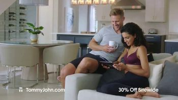Tommy John Spring Sale TV Spot, '30 Percent Off Sitewide' - Thumbnail 7