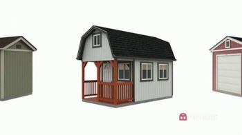 Tuff Shed TV Spot, 'Safely From Home' - Thumbnail 2