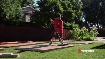 Tuff Shed TV Spot, 'Safely From Home' - Thumbnail 6