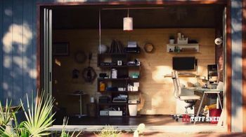 Tuff Shed TV Spot, 'Safely From Home' - Thumbnail 7