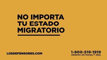Los Defensores TV Spot, 'Abierto a toda hora' [Spanish] - Thumbnail 6