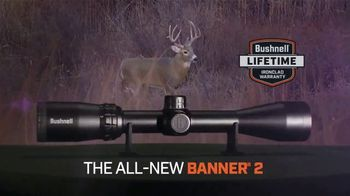 Bushnell Banner 2 TV Spot, 'Sharpest Optics'