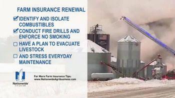 Nationwide Agribusiness TV Spot, 'Farm Insurance Renewal' - Thumbnail 4