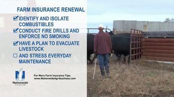 Nationwide Agribusiness TV Spot, 'Farm Insurance Renewal' - Thumbnail 5