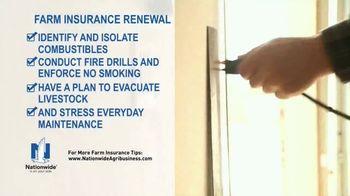 Nationwide Agribusiness TV Spot, 'Farm Insurance Renewal' - Thumbnail 6