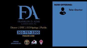 Franklin D. Azar & Associates, P.C. TV Spot, 'Wasn't Paying Attention' - Thumbnail 8