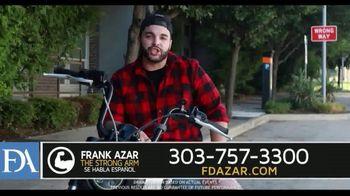 Franklin D. Azar & Associates, P.C. TV Spot, 'Wasn't Paying Attention'