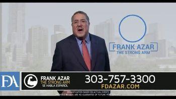 Franklin D. Azar & Associates, P.C. TV Spot, 'Wasn't Paying Attention' - Thumbnail 3