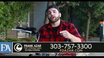 Franklin D. Azar & Associates, P.C. TV Spot, 'Wasn't Paying Attention' - Thumbnail 6