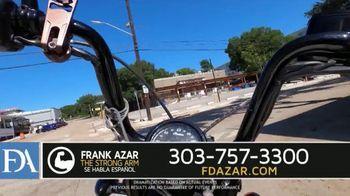 Franklin D. Azar & Associates, P.C. TV Spot, 'Wasn't Paying Attention' - Thumbnail 7