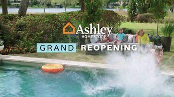 Ashley HomeStore Grand Reopening Event TV Spot, 'Beat the Summer Heat' - Thumbnail 1