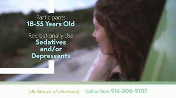 CliniLabs TV Spot, 'Sedatives or Depressants' - Thumbnail 3