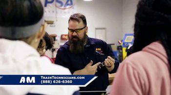 Aviation Institute of Maintenance TV Spot, 'Manufacturing Is Essential'