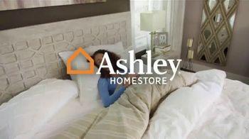 Ashley HomeStore Grand Reopening Mattress Event TV Spot, 'Zero Percent Interest: Tempur-Pedic' - Thumbnail 1