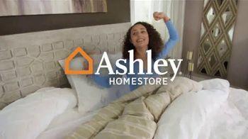 Ashley HomeStore Grand Reopening Mattress Event TV Spot, 'Zero Percent Interest: Tempur-Pedic' - Thumbnail 2