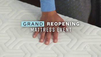 Ashley HomeStore Grand Reopening Mattress Event TV Spot, 'Zero Percent Interest: Tempur-Pedic' - Thumbnail 3