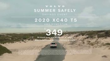 Volvo Summer Safely Savings Event TV Spot, 'Safety Above Everything: XC40' Song by Marti West [T2] - Thumbnail 9