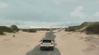 Volvo Summer Safely Savings Event TV Spot, 'Safety Above Everything: XC40' Song by Marti West [T2] - Thumbnail 8